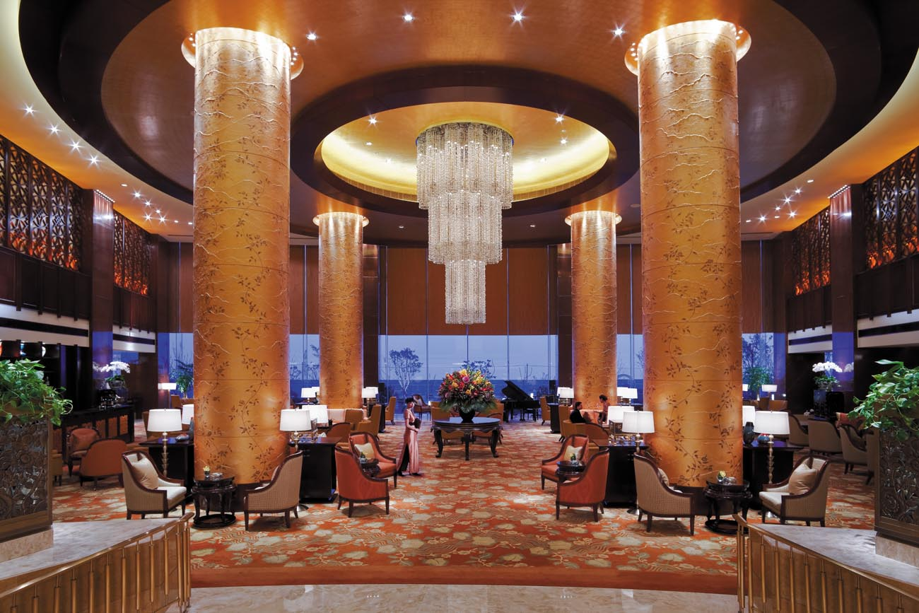 (N)61p001h - Lobby Lounge